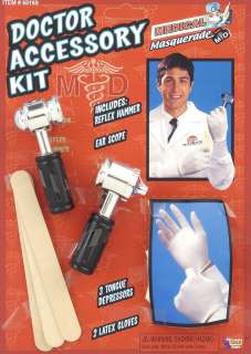 Doctor Accessory Kit   Doctor or Nurse Costume Accessories