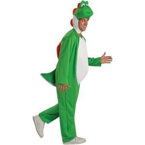 Super Mario Bros.   Yoshi Adult Costume   DO NOT SET TO ACTIVE, 69256