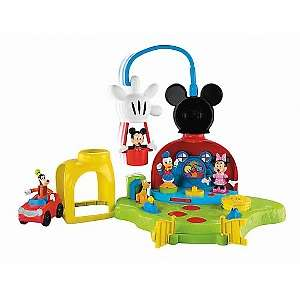 Mickey Mouse Clubhouse Mickeys Surprise Clubhouse Playset