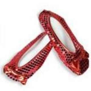 Ruby Slippers, Adult Shoecover (Accessories)