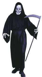 Adult Grave Reaper Costume   Scary Halloween Costumes   15FW1002