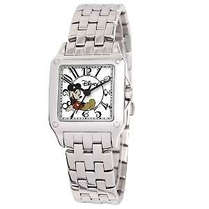 Disney™ Womens Mickey Mouse Bracelet Watch