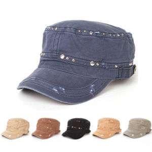 New Army Cadet Military Vintage Newsboy CAP HAT 409u