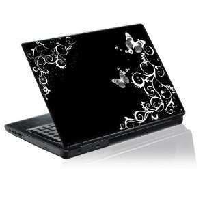 121 inch Taylorhe laptop skin protective decal beautiful black