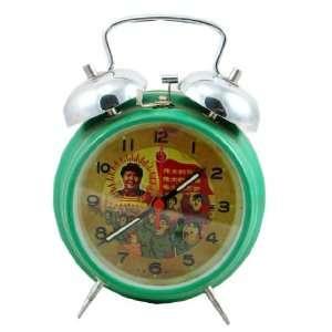 Chairman Mao Green Alarm Clock  Large