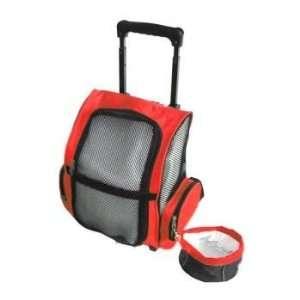 The Pet Roller Bag, Backpack Pet Carrier Case Pack 3