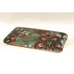 Apple iPod Touch 2 / 3 Hard Case Cover for Flower StyII