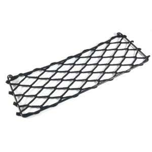 Genuine BMW Interior Cargo Net with 6 Fastener Clamps for Your BMW E34
