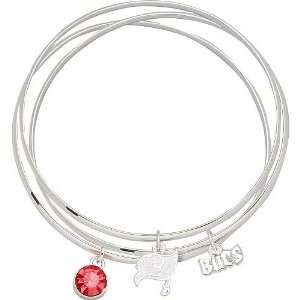 Spirit Crystal Bangle Bracelet Set