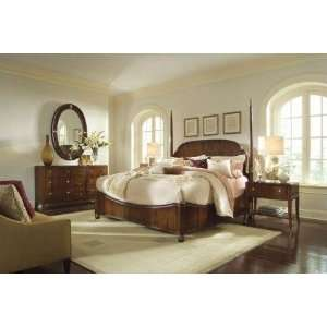 Poster Queen Bedroom Set   American Drew 591 377RK8SET Home & Kitchen