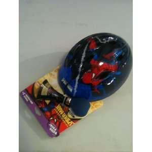 Bell Toddler Bike Helmet (Spider Man) 3+ 19 3/4   20 1/2
