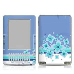 Blue Design Protective Decal Skin Sticker for  Kindle 2 E Book