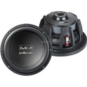 Polk Audio   MM1540DVC   Component Car Subwoofers Electronics