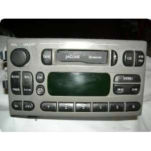 TYPE 02 receiver (AM FM stereo cassette), w/premium sound Automotive