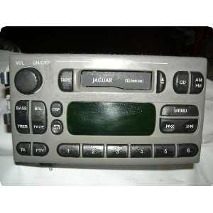 TYPE 02 receiver (AM FM stereo cassette), w/premium sound Automotive