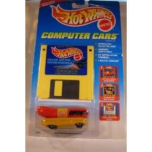 Hot Wheels Computer Cars Oscar Mayer Wienermobile Windows Compatible