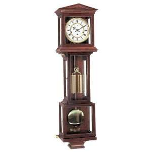 Vienna Regulator Wall Clock by Bradford Clocks: Home & Kitchen