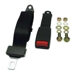 Universal Seat/Lap Belt Kit for Club Car, Yamaha, and EZGO Golf Cart