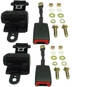 /Lap Belt Kit for Club Car, Yamaha, EZGO Golf Cart