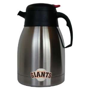 Francisco Giants Stainless Coffee Carafe