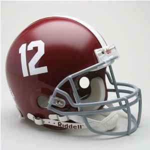 Crimson Tide Full Size Deluxe Replica NCAA Helmet
