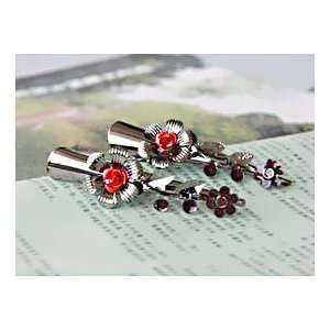shaped Hair Accessories/Hair Clip Style A, Color Random, Price/Pair