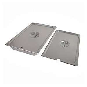 Full Size Cover   Notched   Stainless Steel   Covers For Anti Jam Saf