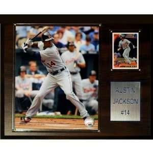 MLB Detroit Tigers Player Plaque