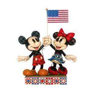 Disney Traditions by Jim Shore 4013254 Mickey and Minnie