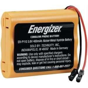 ENERGIZER ER P110 PANASONIC PHILIPS SAMSUNG SANYO REPLACEMENT BATTERY