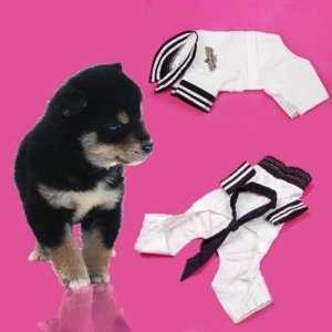 Style Pet Dog Puppy Coat Clothes Apparel Cotton S#
