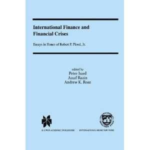 essays in international finance