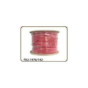 Fire Alarm Cable Shielded FPLR PVC 14 AWG 2 Conductor 1000