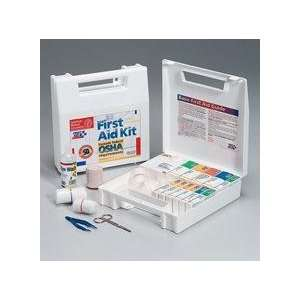 Exclusive By First Aid Only 50 Person  196 piece bulk kit  plastic