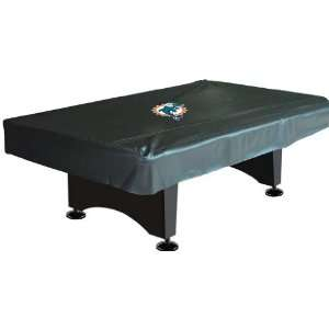 Imperial 8 Ft. Miami Dolphins Naugahyde Pool Table Cover