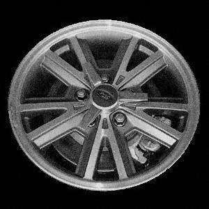 05 FORD MUSTANG ALLOY WHEEL RIM 16 INCH, Diameter 16, Width 7, Lug 5
