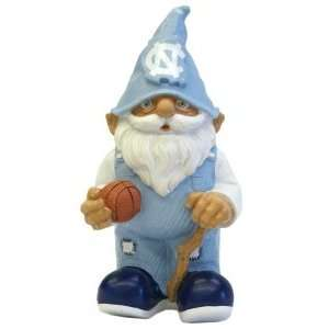 Carolina Tar Heels UNC NCAA Garden Gnome 8 Mini