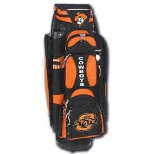 College Licensed Golf Cart Bag   Oklahoma St.  Sports