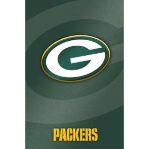 Green Bay Packers Logo Poster 3229:  Home & Kitchen