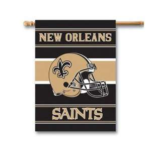 New Orleans Saints NFL Banner Flag & Pole Sleeve