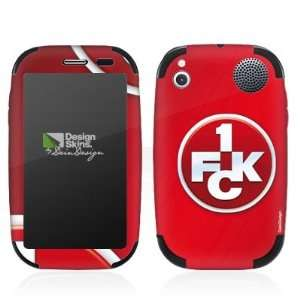 Design Skins for HP Palm Pre Plus   1. FCK Logo Design