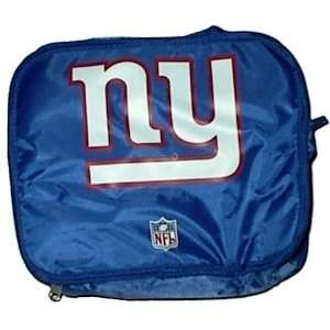 New York Giants NFL Football Insulated Lunch Bag Tote