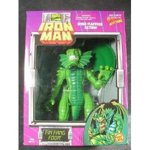 Fin Fang Foom from Marvel Comics Iron Man Series Toys & Games