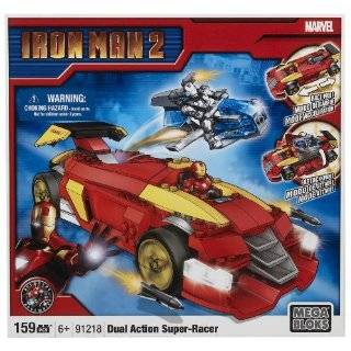 Marvel Iron Man Jet Boat Pursuit Toys & Games