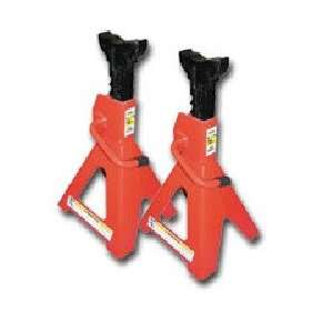Pair 12 Ton Ratcheting Jack Stands Home Improvement