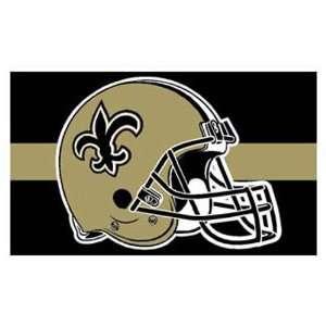 New Orleans Saints NFL 3x5 Banner Flag (36x60)