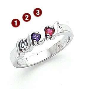 Rounds of Romance Ring/14kt white gold Jewelry