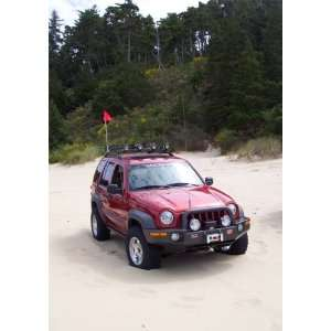 Jeep Liberty 2.5 Budget Suspension Lift kit Automotive