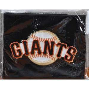 MLB San Francisco Giants Window Valance 84 X 16