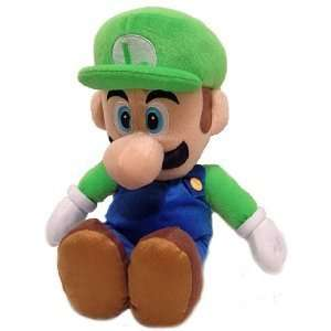 Super Mario Bros. Plush Backpack Luigi Toys & Games